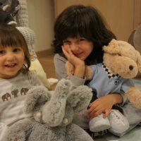 Die beiden Söhne von Evelyn De Silva (Innerhofer): Manuel und Maxim. Ein Schnappschuss vom Februar 2011. - Foto: STOL